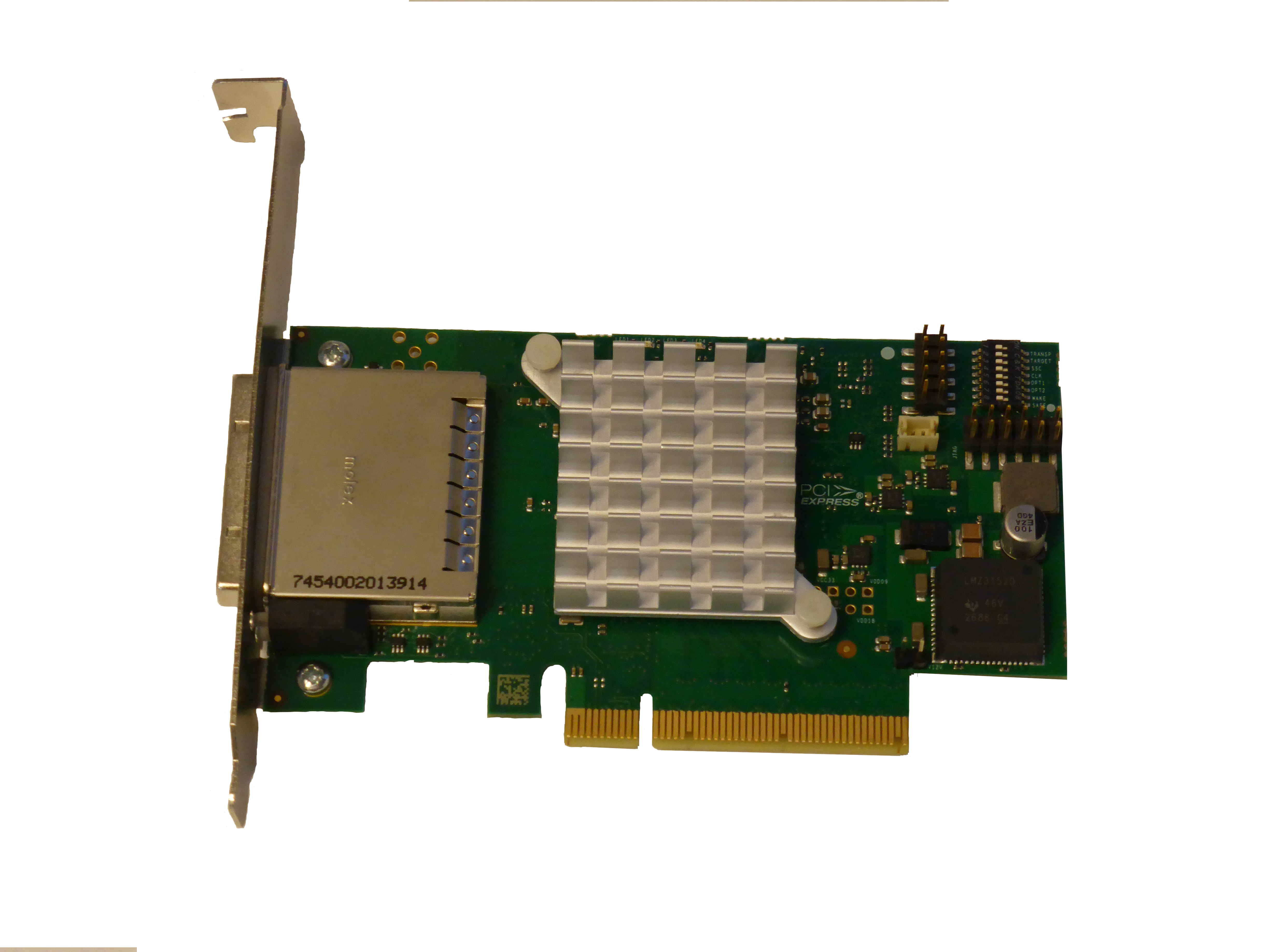PXH810 PCI Express Host Adapter